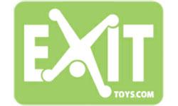Fußballtor Hersteller Exit Logo